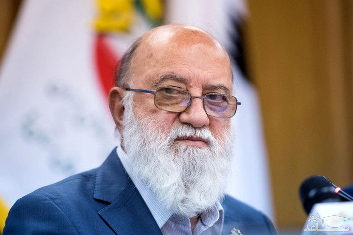 «مهدی چمران» رئیس شورای شهر تهران شد