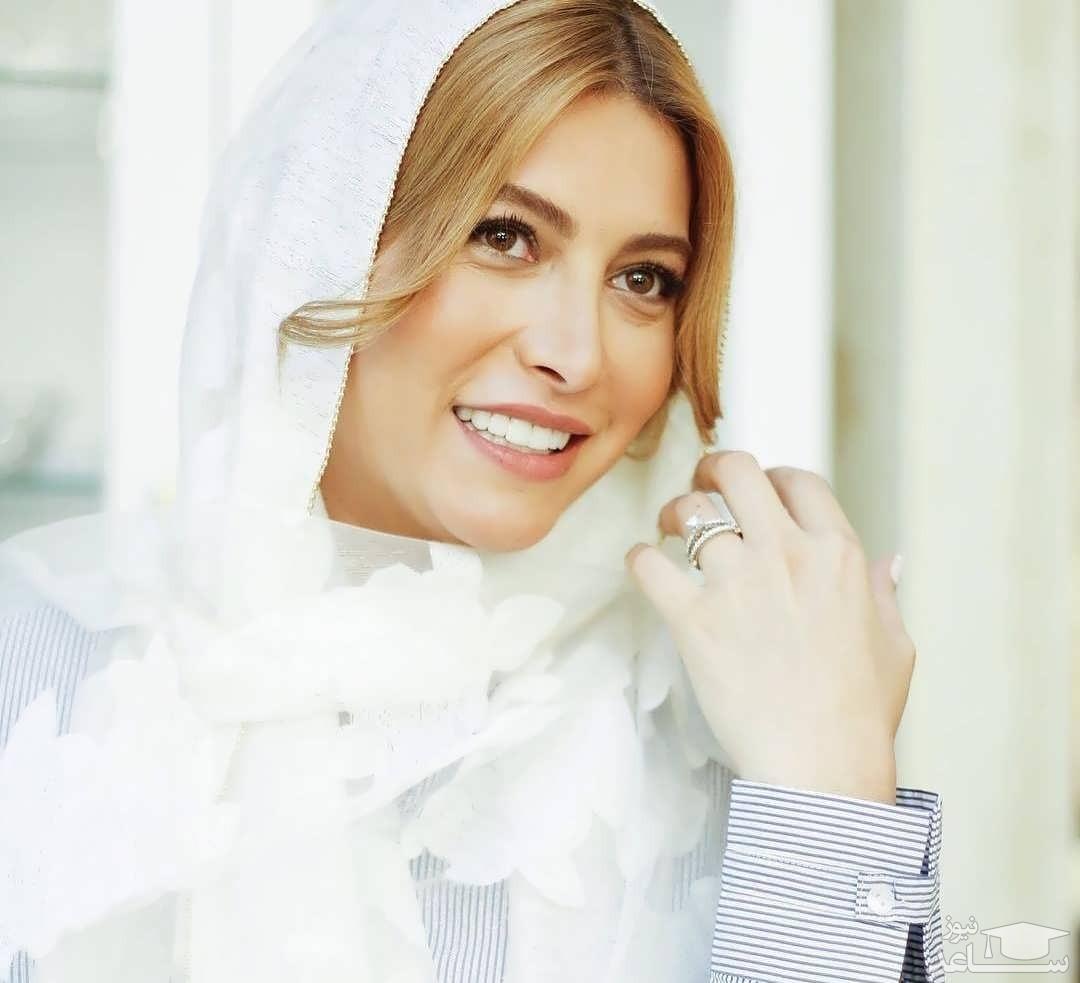 لباس های محلی زیبای خانم های بازیگر در شام ایرانی