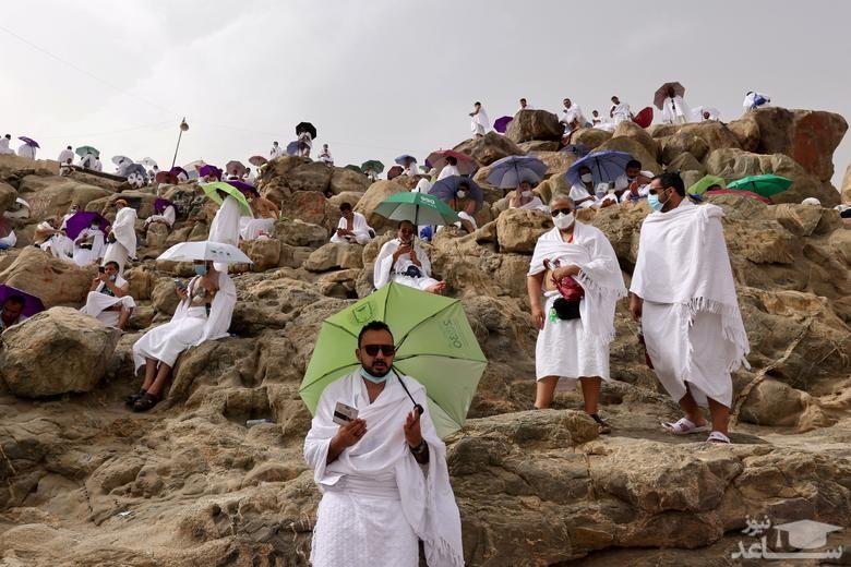 مناسک روز عرفه در حج تمتع در شهر مکه