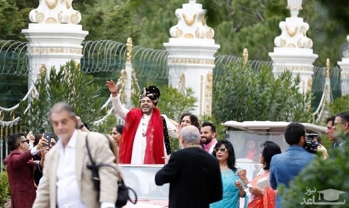 جشن عروسی ۱۵۰۰۰۰۰۰۰۰۰ تومانی سوژه داغ رسانهها شد