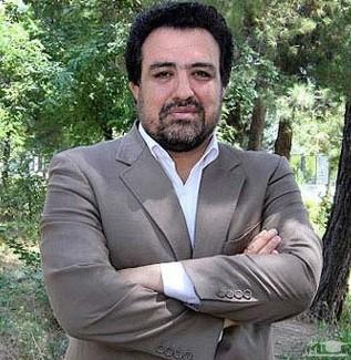 حسینی بای، بازیگر شد