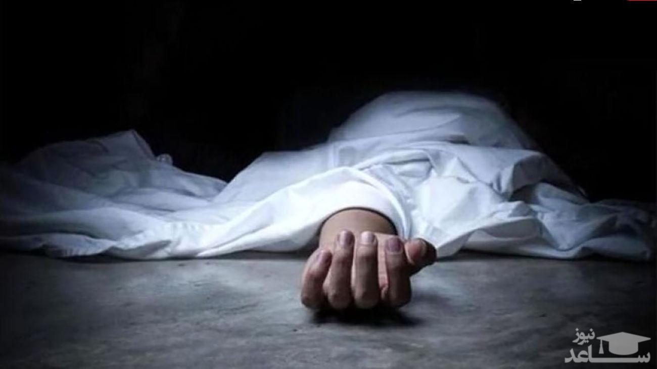 خودکشی دختر و پسر عاشق پیشه با دستان گره زده به هم در سد گدار + فیلم +18