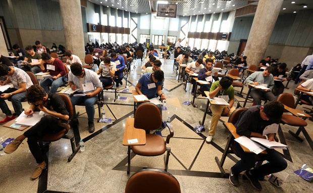انتخاب رشته ۲۷ هزار نفر در تکمیل ظرفیت کنکور ارشد ۹۸