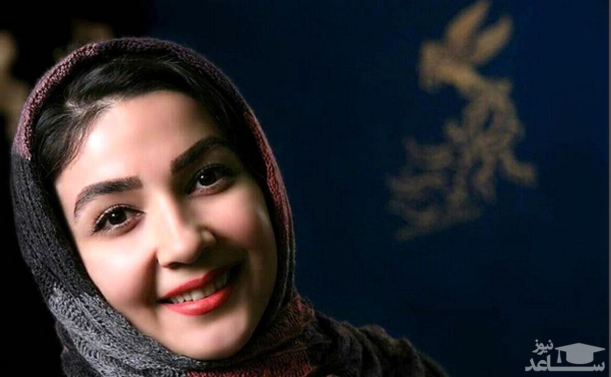 سارا صوفیانی، بازیگری که 28 سال از همسرش کوچکتر است از بارداریش خبر داد