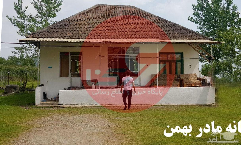 اینجا خانه بخت رومینا اشرفی می شد اگر به قتل نمی رسید