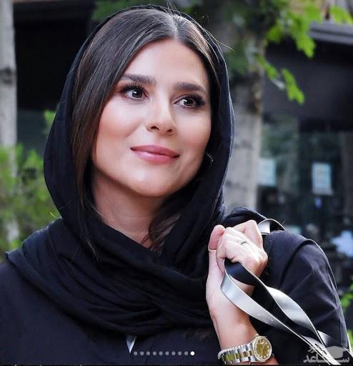 عکس بدون حجاب سحر دولتشاهی در آغوش بازیگر جنجالی
