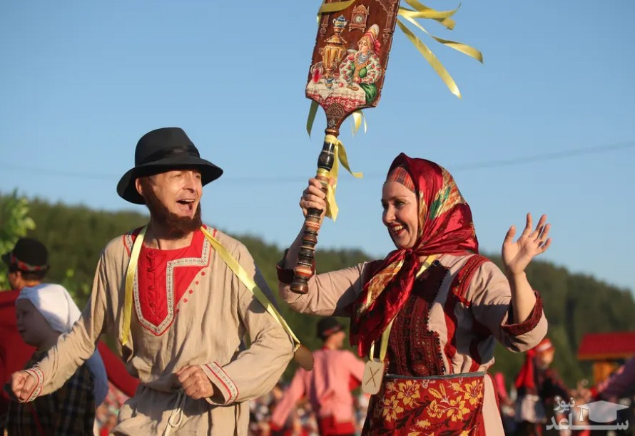برگزاری جشنواره آیینی مسیحیان ارتدوکس