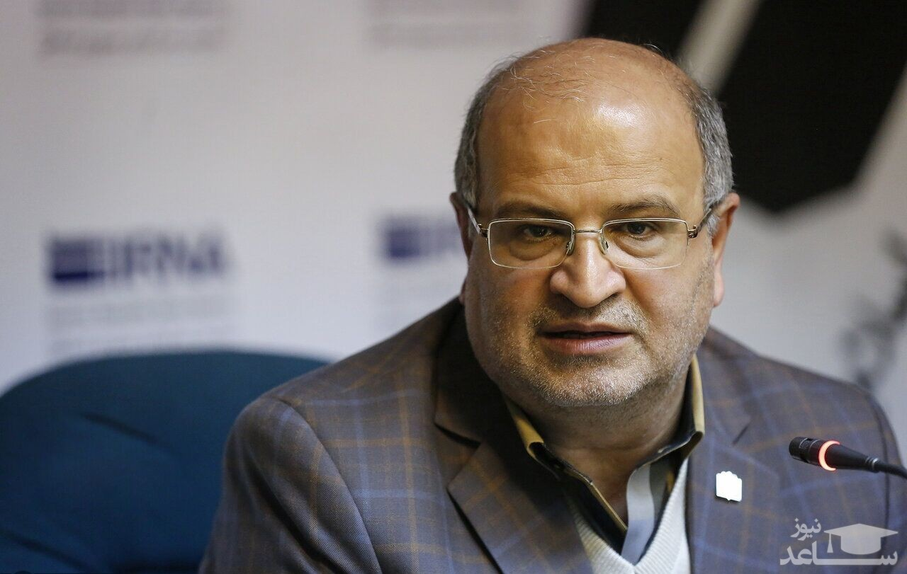 زالی: تعطیلی تهران تنها راه عبور از موج چهارم کروناست