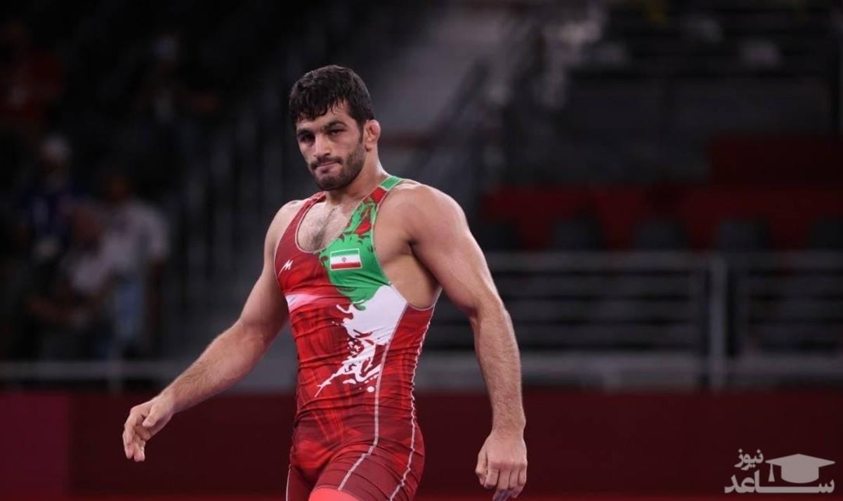 شروع طوفانیِ حسن یزدانی در المپیک توکیو
