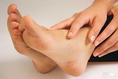 نقش پاها در ارگاسم و لذت جنسی