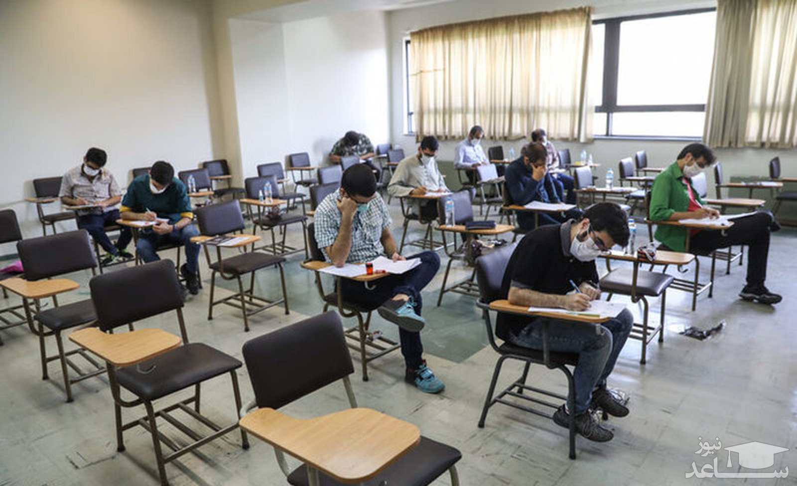 ظرفیت ۱۵۷ هزار نفری کنکور ارشد/ برگزاری آزمون در ۸۰ شهر کشور