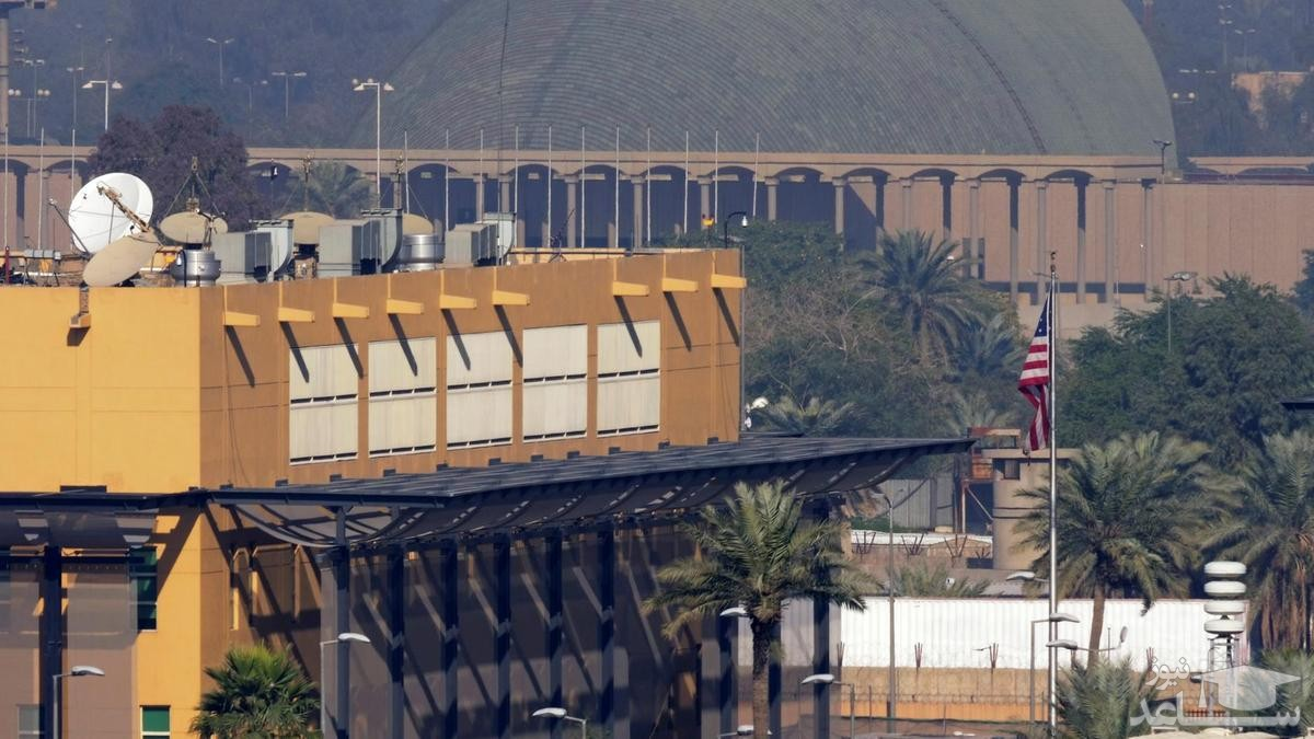 کاهش دیپلمات های آمریکایی حاضر در عراق در پی احتمال عملیات تلافی جویانه ایران در سالگرد شهید قاسم سلیمانی