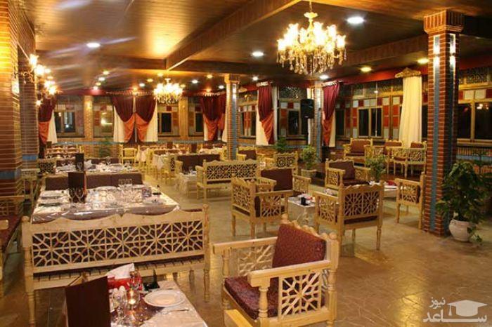 معرفی رستوران های معروف سنندج کردستان