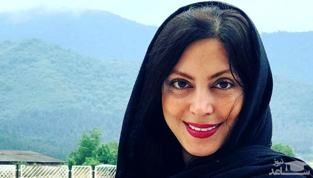 سنگ تمام نیلوفر شهیدی برای «بهاره رهنما»