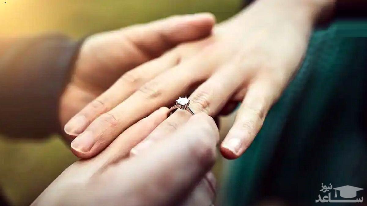 (فیلم) اقرار به جرم حین پیشنهاد ازدواج!