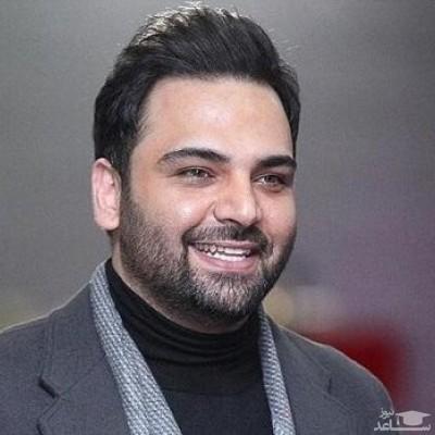 احسان علیخانی در حال اهدای خون
