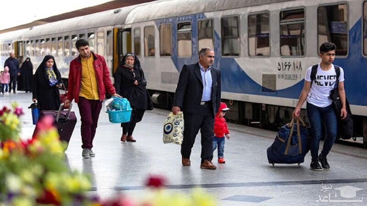 پیشفروش بلیت قطارهای نوروزی از فردا آغاز میشود