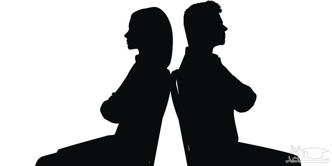 دلایل طلاق جنسی بین زن و شوهر