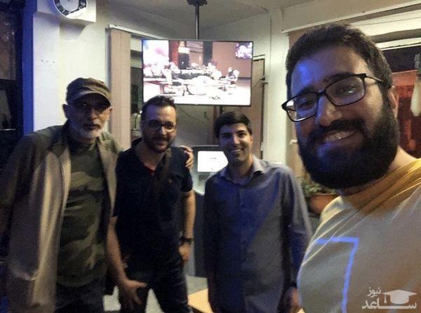 محمد سلوکی و دوستانش