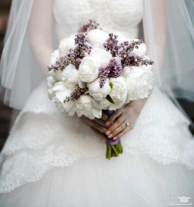 (عکس) ماشین عروس متفاوتی که تا به حال ندیدهاید!
