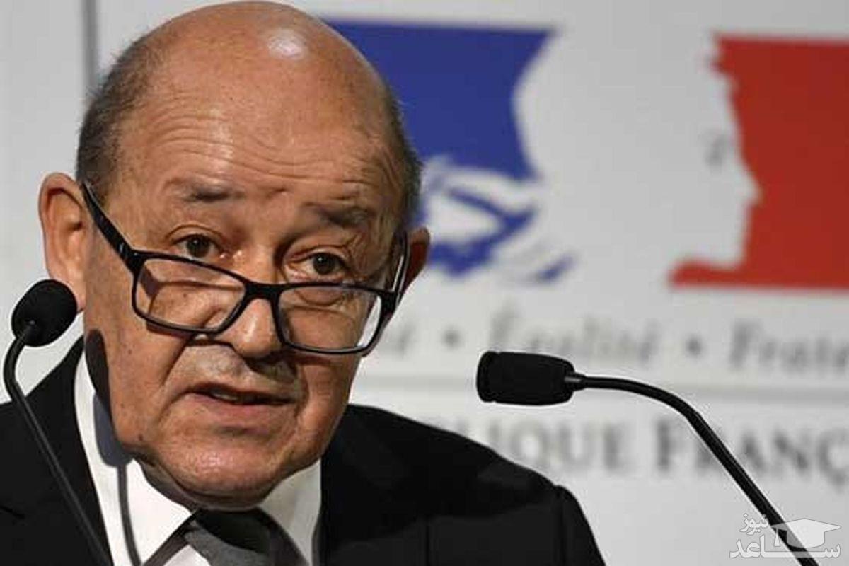 فرانسه ادعای جدیدی را درباره احیای برجام مطرح کرد