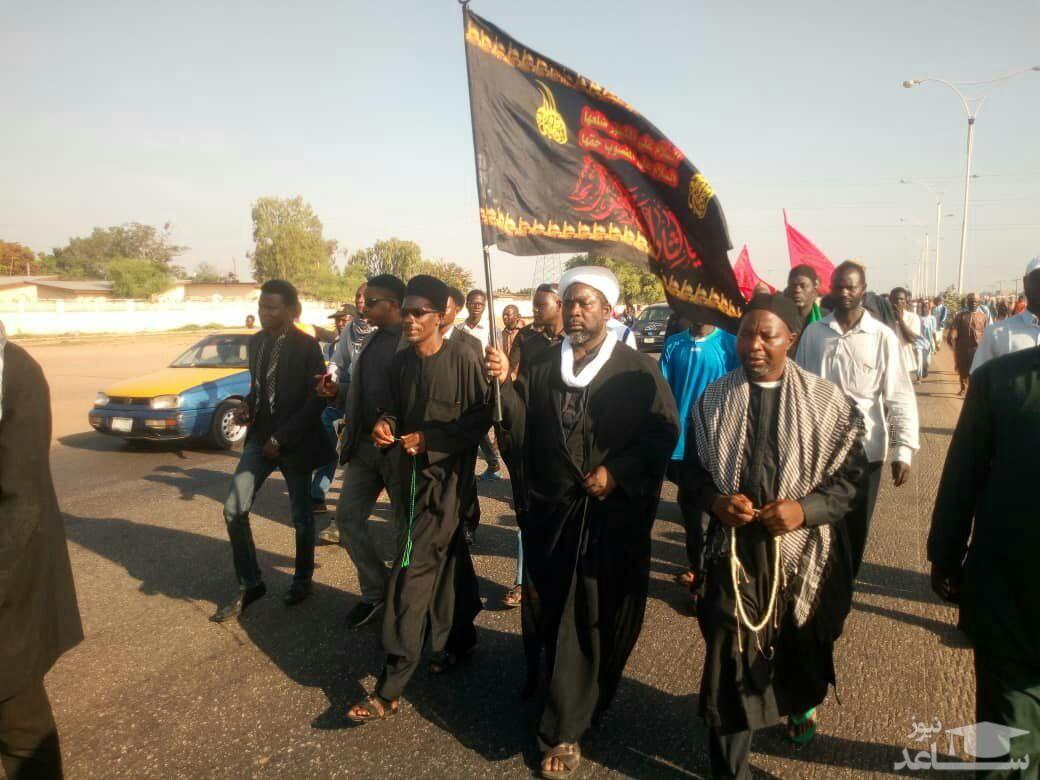 حمله به راهپیمایی اربعین در نیجریه