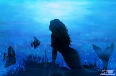 دیدن پری دریایی در خواب چه تعبیری دارد؟ / تعبیر خواب پری دریایی