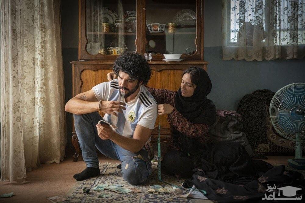 سینا مهراد و گلاره عباسی