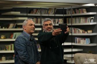 مهران مدیری آخرین مهمان «کتابباز» سروش صحت