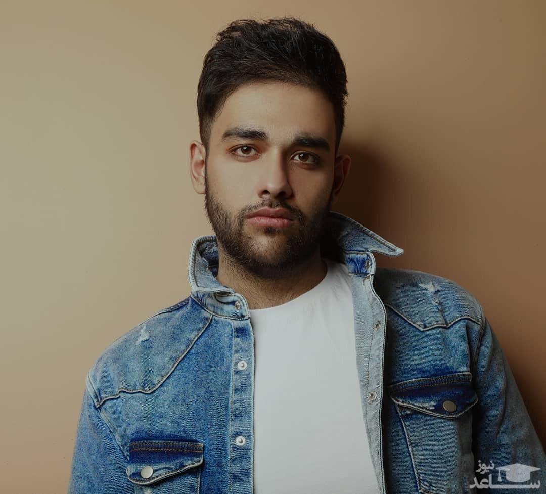 تیپ اسپرت سهیل مهرزادگان، خواننده جوان