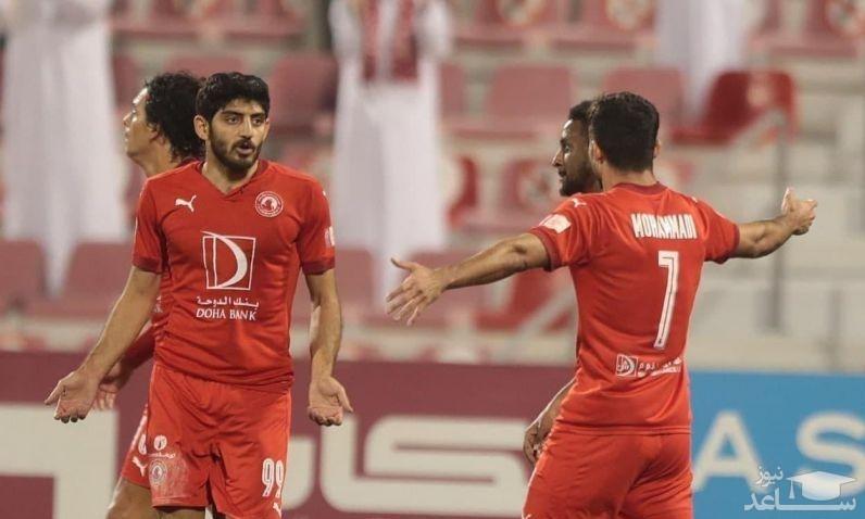 ستاره سابق پرسپولیس با تیم قطری فسخ کرد ؛ مهدی ترابی بر می گردد؟