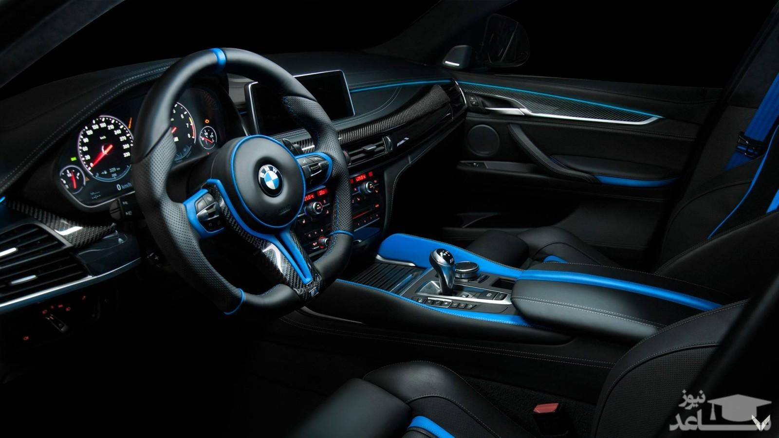 (فیلم) رونمایی از محصول فضایی و حیرتانگیز جدید BMW