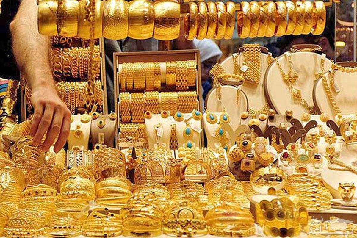 وقت خرید طلا است؟