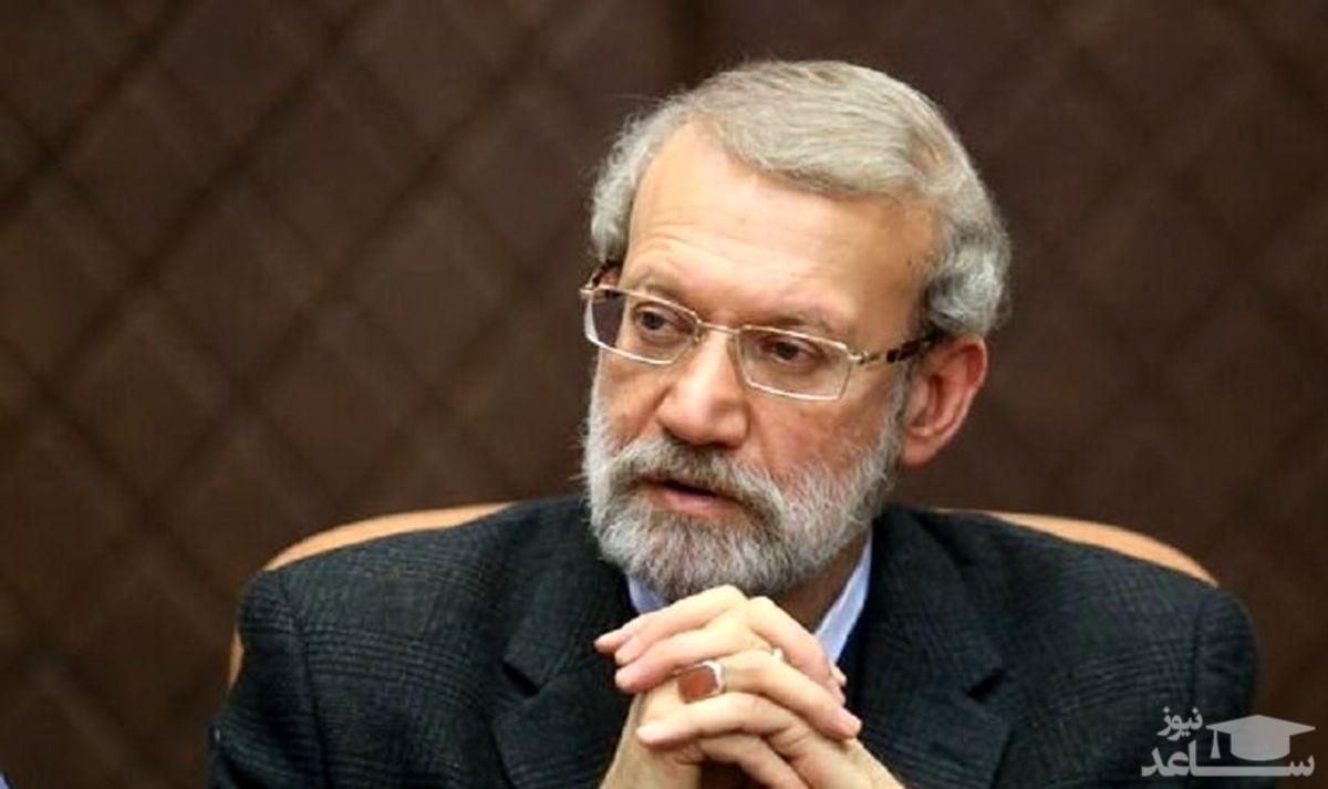 بیانیه لاریجانی درباره مسئله عدم احراز صلاحیت