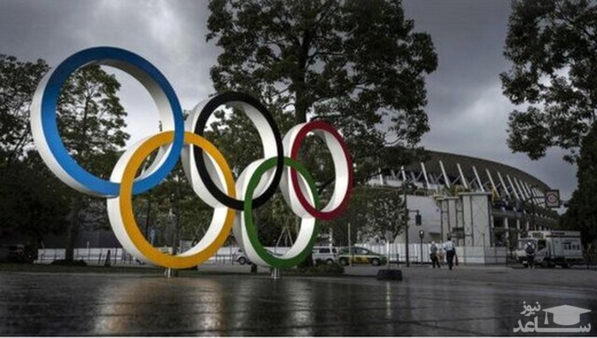 عکس شگفتانگیز از اولین روز المپیک توکیو!