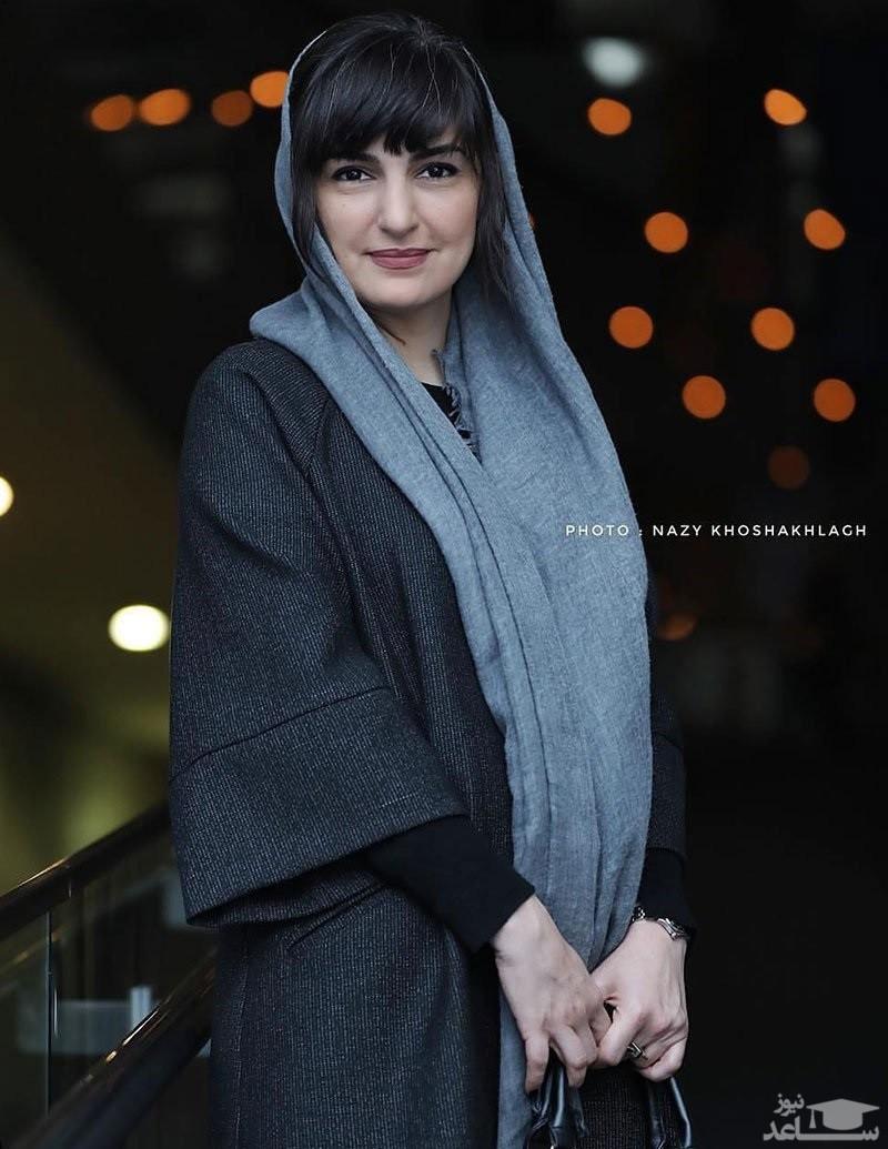 مریم شیرازی در بیابان بی آب و علف