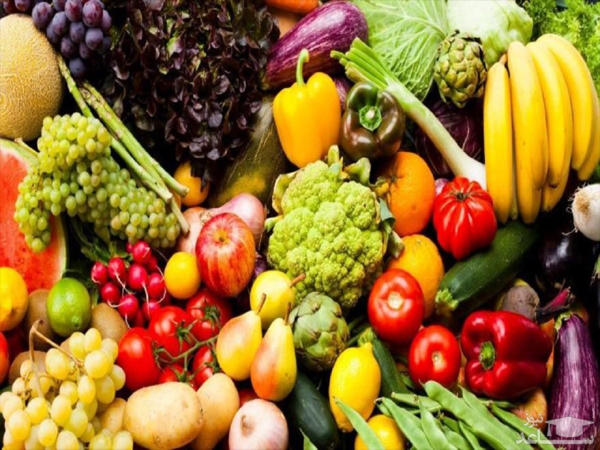 کدام میوهها و ویتامینها قاتل کرونا هستند؟