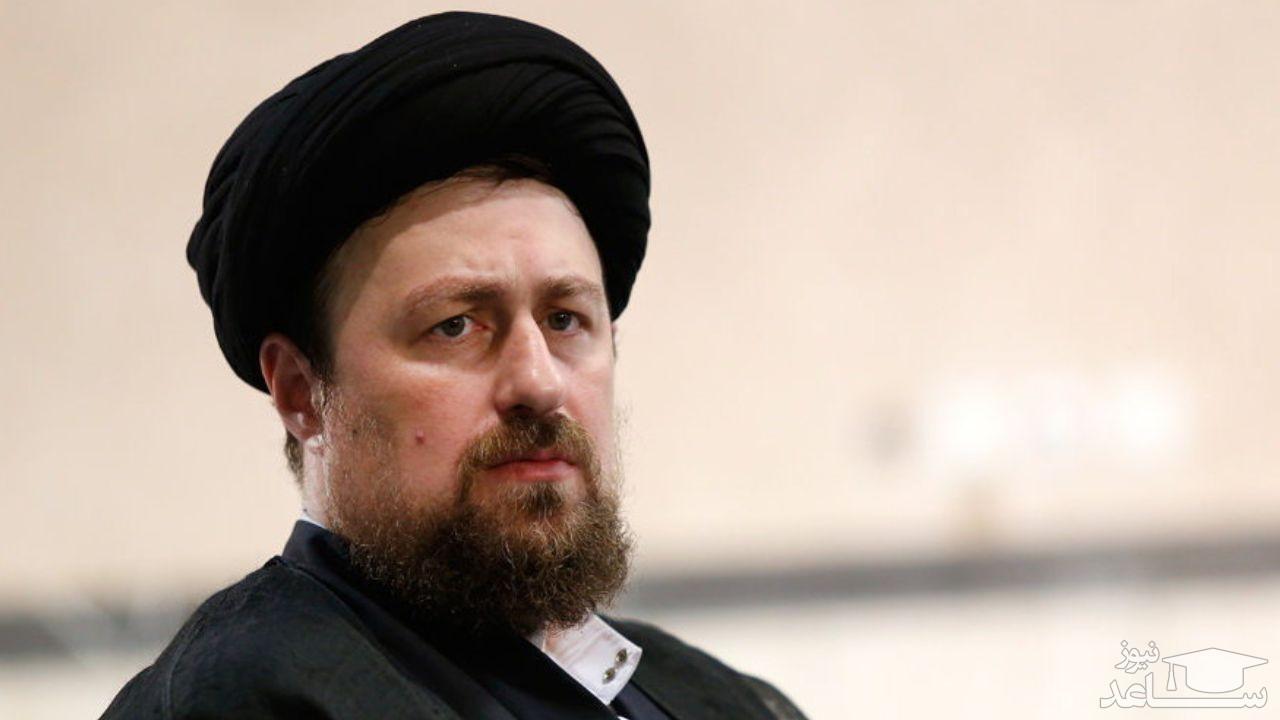 پیام تسلیت سید حسن خمینی در پی درگذشت آیتالله جلالی خمینی