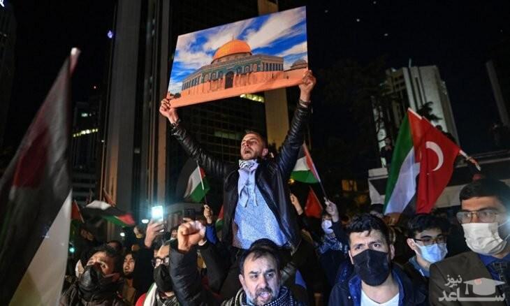 وزیر اسرائیلی به ترکیه دعوت نشد