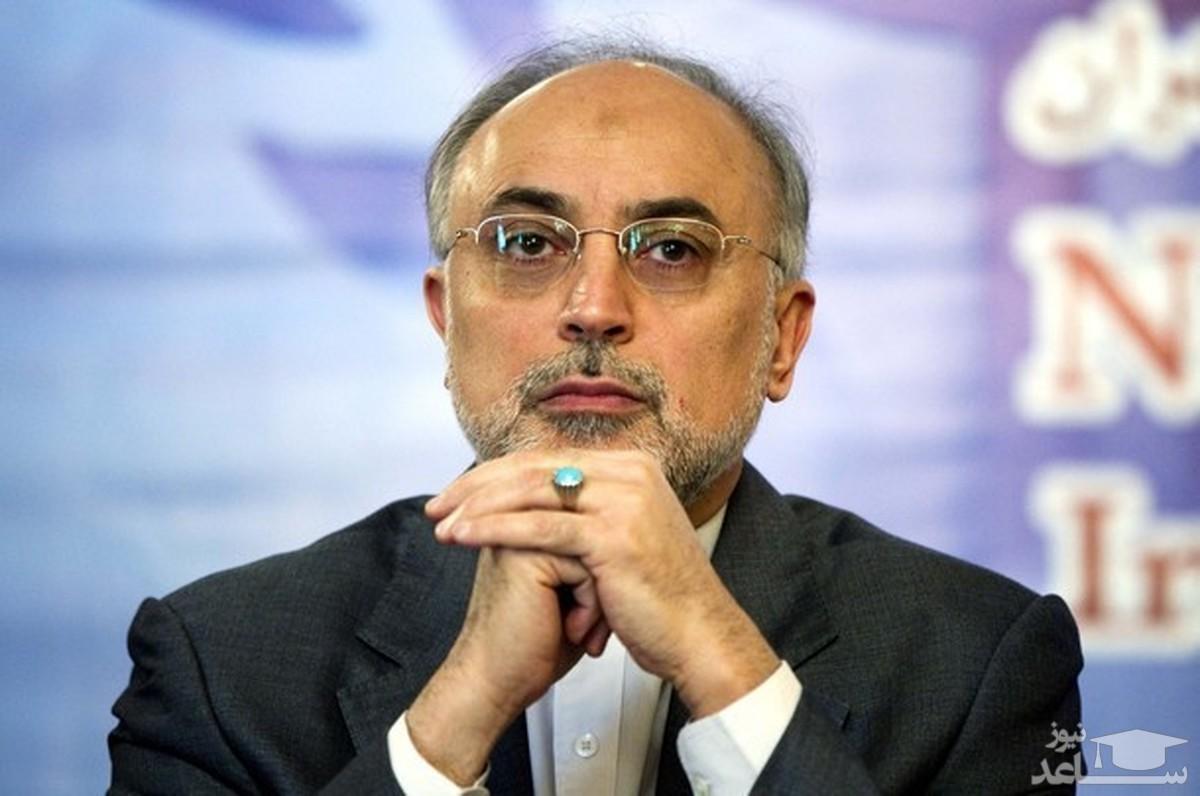 علی اکبر صالحی: شرایط مذاکره را مقام معظم رهبری تعیین میکنند