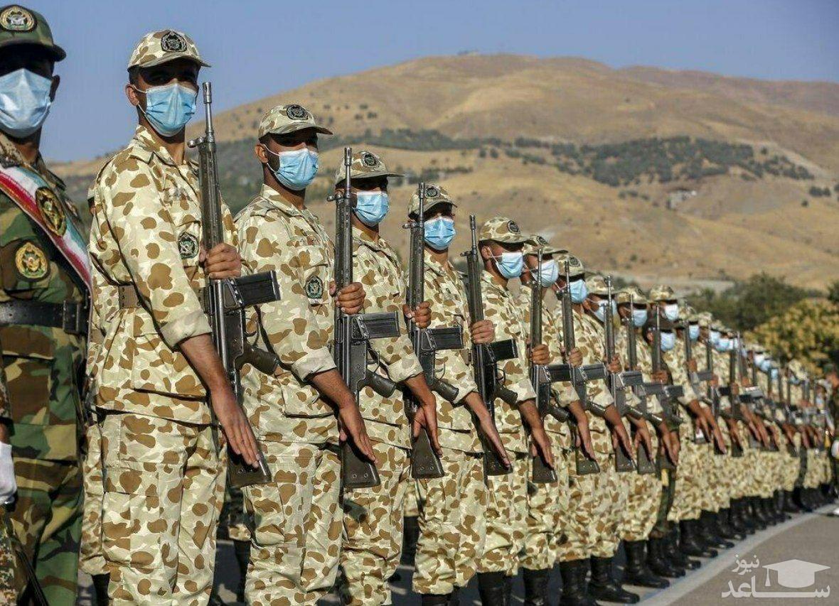 سربازان متاهل ۲میلیون حقوق دریافت میکنند