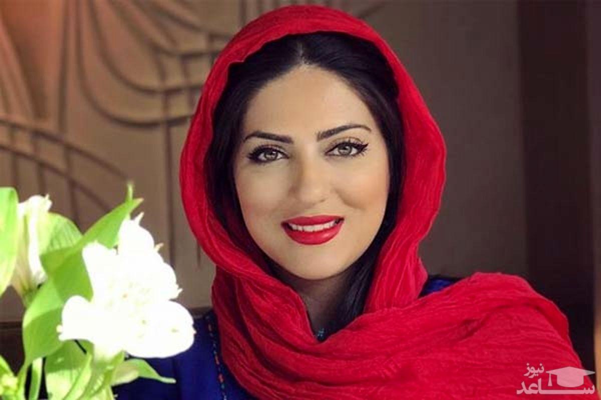 هلیا امامی و شعری از سعدی شیراز