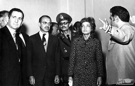 اشرف پهلوی؛ سلطان رشوه در تاریخ ایران