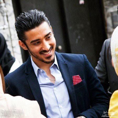 پوشش رضا قوچان نژاد برای مقابله با کرونا