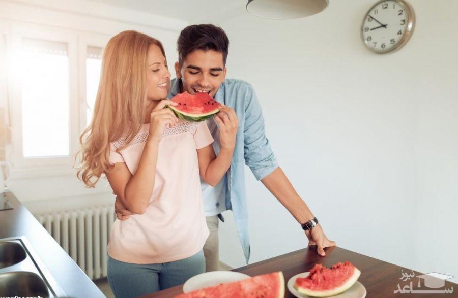 درمان اختلال نعوظ با هندوانه