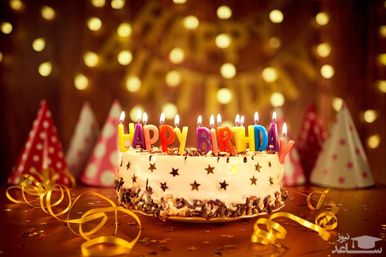 هیسسسس ،تولدم مبارک