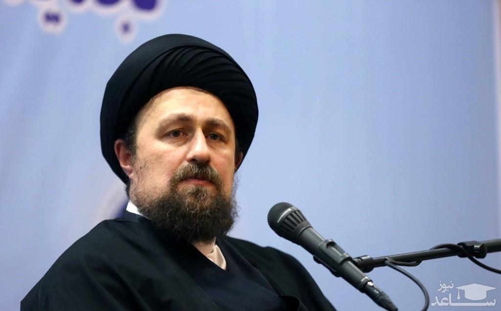 سید حسن خمینی: هیچ تضمینی وجود ندارد که ما بمانیم