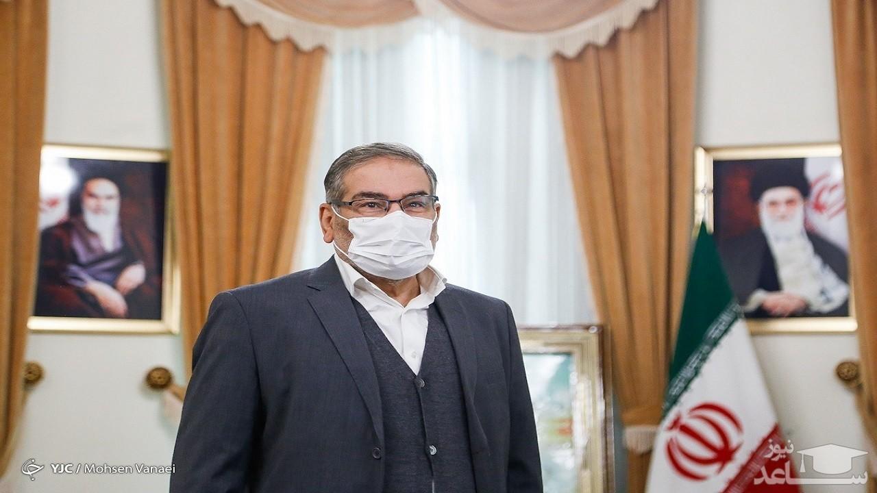 ایران جریانی که با جنگ به حاکمیت برسد را به رسمیت نمیشناسد