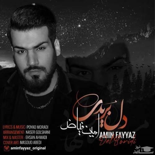 دانلود آهنگ دل بریدی از امین فیاض