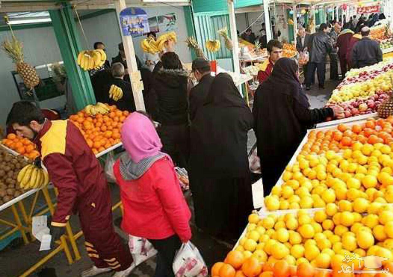 دولت به نسبت سال گذشته عملکرد ضعیفتری در تنظیم بازار شب عید داشته است